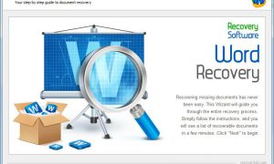 RS Word Recovery 最新版 v2.6